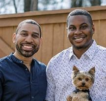 Darren & Larry - Hopeful Adoptive Parents