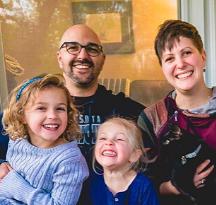 Erin & Adam - Hopeful Adoptive Parents
