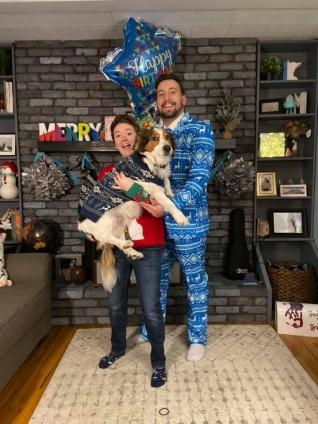 adoptive family photo - Celebrations