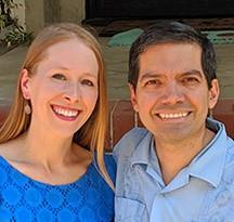 Liz & David - Hopeful Adoptive Parents