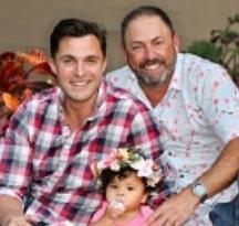 Rafa and Thomas - Hopeful Adoptive Parents