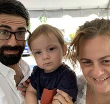 Kim, Mike, John (Emma, Ella & Charlie are our dogs) - Hopeful Adoptive Parents