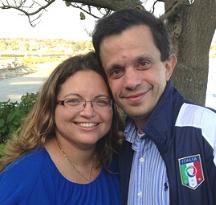 Caroline & Lino - Hopeful Adoptive Parents