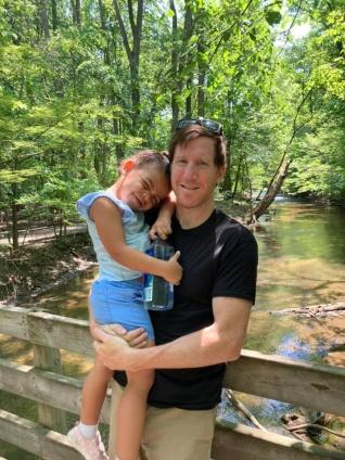 adoptive family photo - Michael