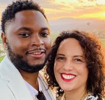 Christopher & Mitra - Hopeful Adoptive Parents
