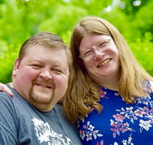 Emily and Chris - Hopeful Adoptive Parents
