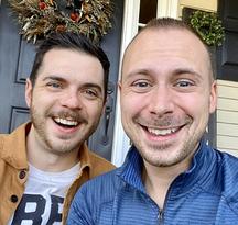 Chris and Austin - Hopeful Adoptive Parents