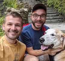 Chad & David - Hopeful Adoptive Parents