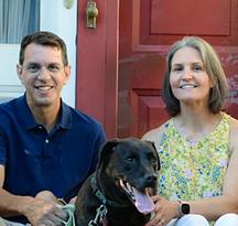 Troy & Jennifer - Hopeful Adoptive Parents