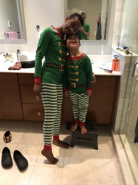 Just 3 elves