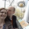 At Hayden Planetarium in NYC!