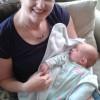 Kristia & our niece!