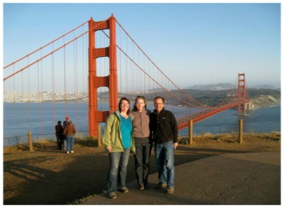 San Francisco with my buddies