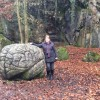 What are the changes-- a neuroscientist takes a walk in the woods and stumbles on a brainy rock!