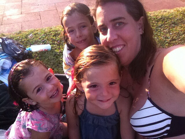 Maria and her nieces
