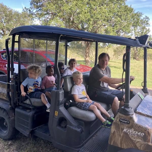 Farm cruising