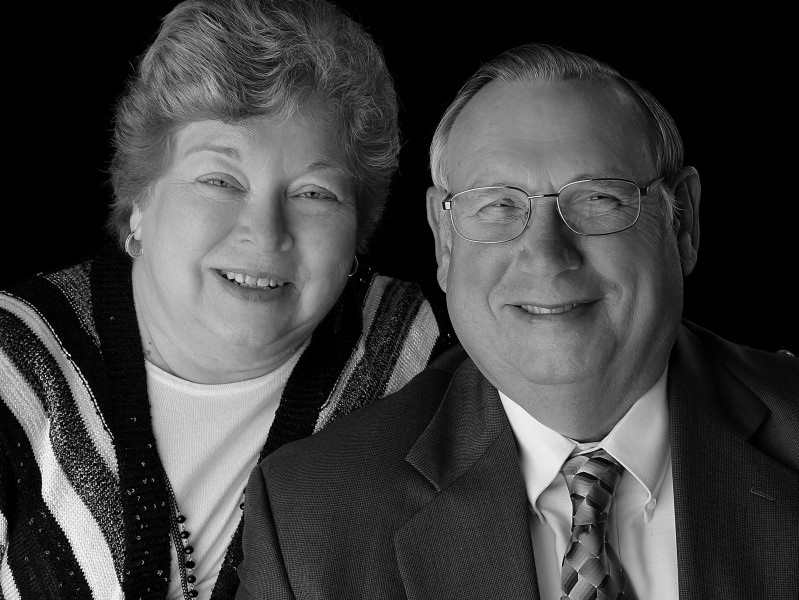 Sarah's Mom and Dad - Richard and Joanne