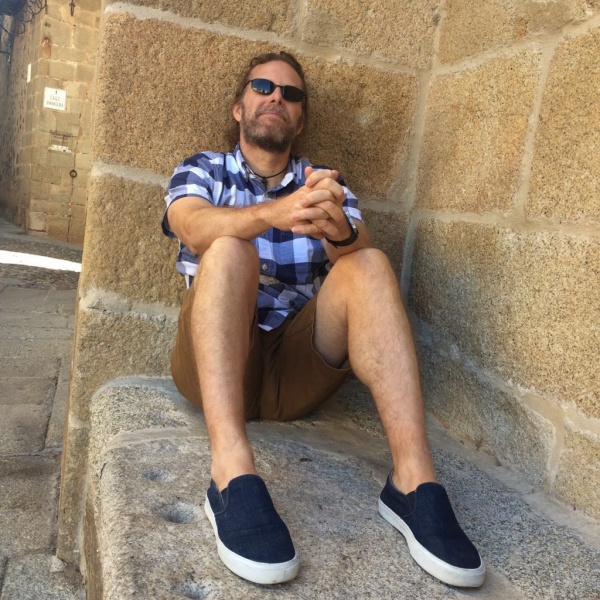 Wandering around Spanish castles makes one tired