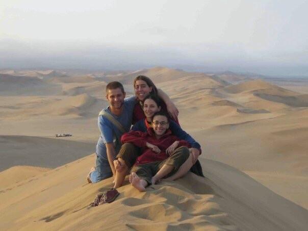 Namibia — the origins