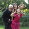Being Silly Together - a favorite pastime!