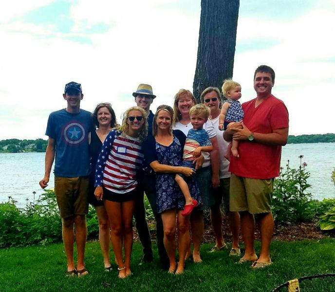 Kristia's Dad's Family