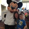 Breakfast with Mickey Mouse