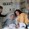 Visiting Grandma