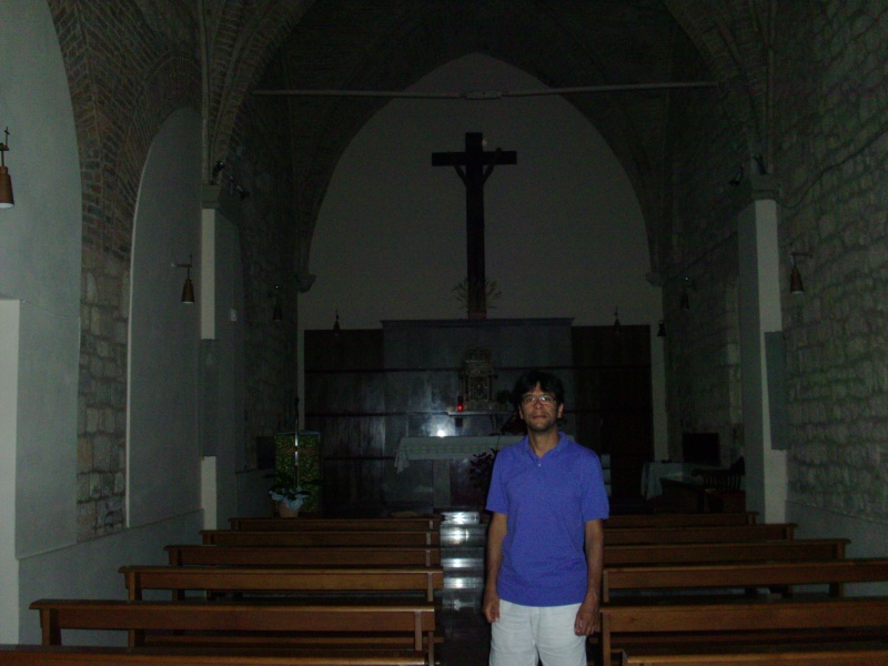 The very old church