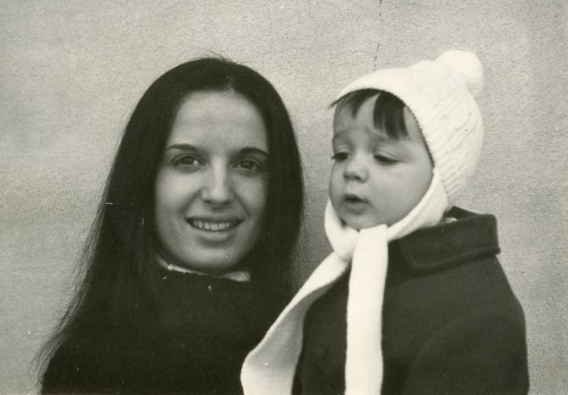 Me and my mom II