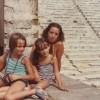 Silvia, my mom and I