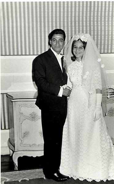 Amir's parents
