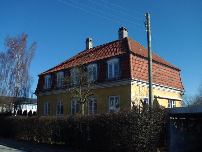 Amir's house in Denmark