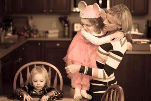 Dress up with Aunt Jamie!