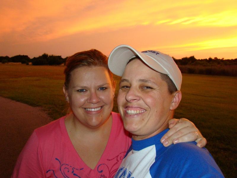 We always love a good Texas sunset!