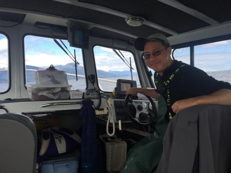 Up in Alaska