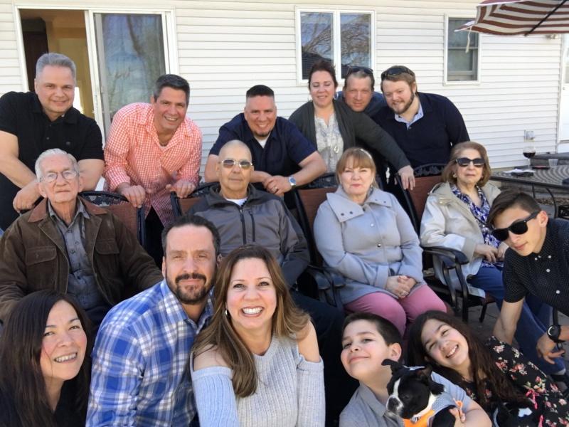 Teresa's family