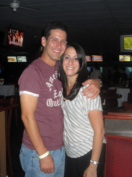 A night out bowling