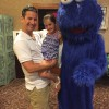 Meeting Cookie Monster