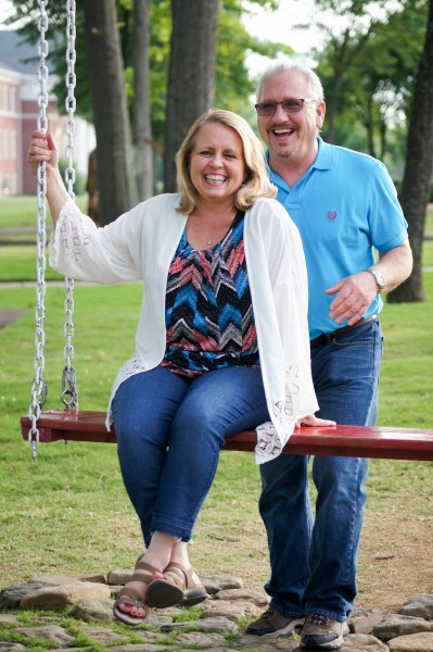 This is your Mimi and Pappy! They are the best! They cannot wait for you to get here to join in the fun!