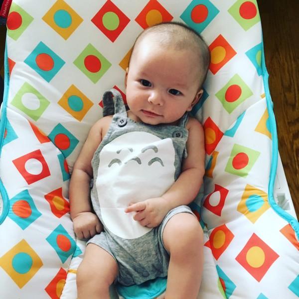 Parker our son