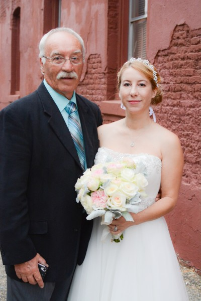 Julie and her dad