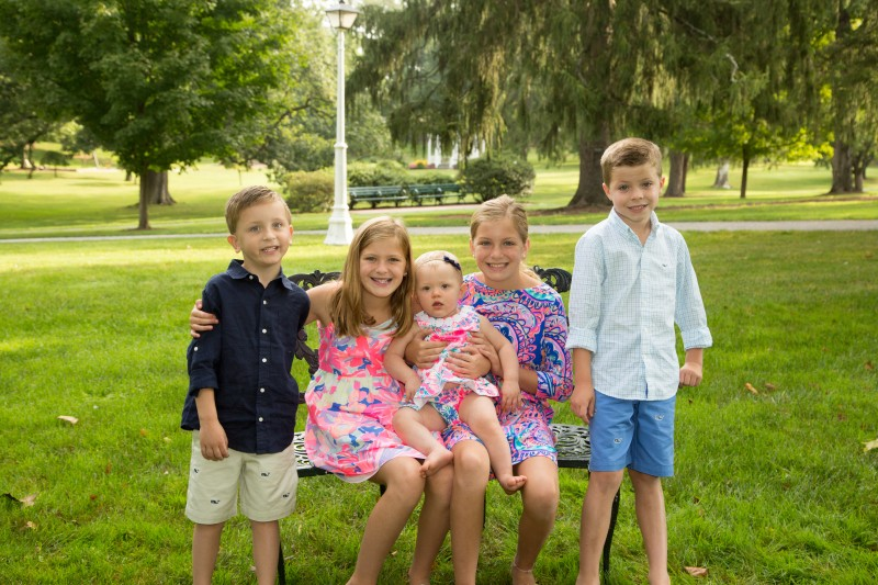 Our adorable nieces & nephews