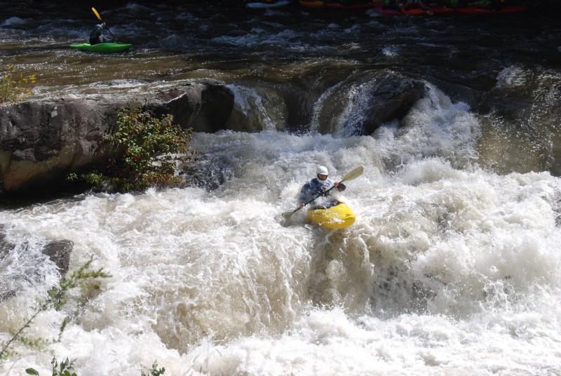Kaylan at Bear Creek Falls