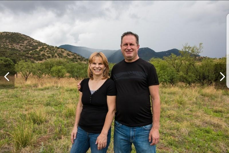 Joanne and Jamie