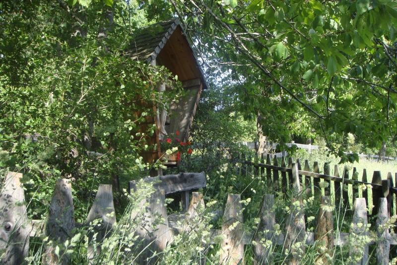 hiking close to Josefs home