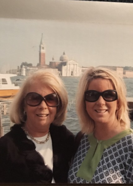 My mother and I on a gondola in Venice, Italy.  Ciao Bella!! I love to travel and have been to some wonderful places. I can't wait to travel with a child and explore and experience many different cultures.