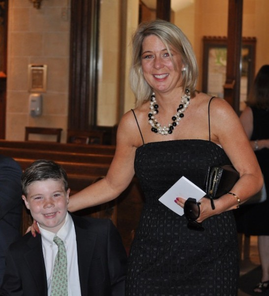 My nephew & me at a wedding...if I'm ever lucky enough to be a mom, and if it's a son, I want him to grow up as a true gentleman and learn to hold the door for a lady, open car doors, and help a lady with her coat.