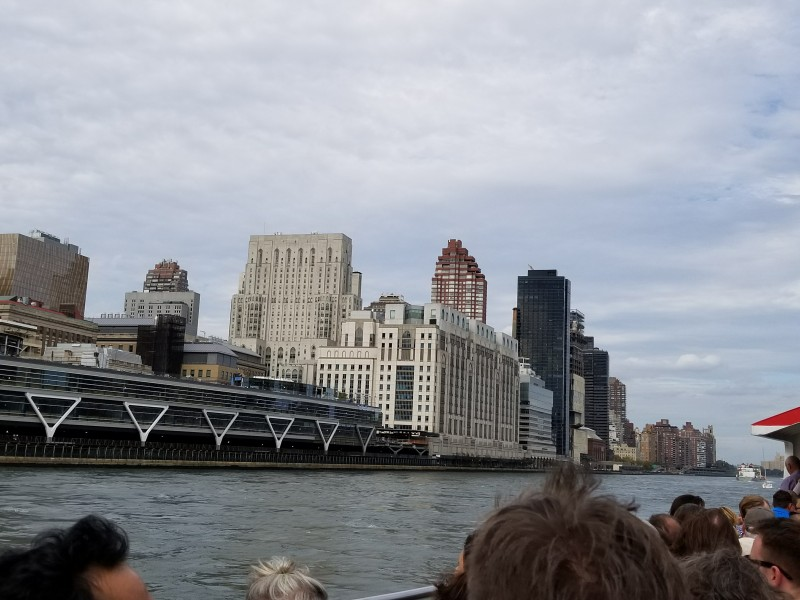 New York Hospital where Sarah was born