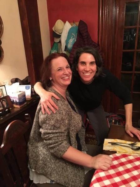 Sarah & Abra