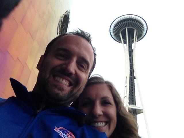 A 2012 weekend getaway to Seattle.